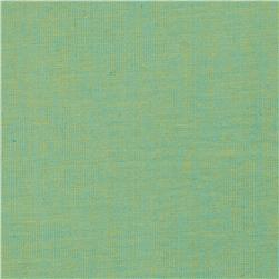 Peppered Cotton Sunny Aqua