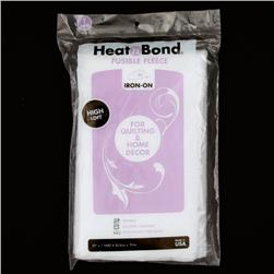 Heat'n Bond High Loft Iron-On Fusible Fleece