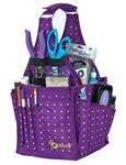 Creative Options Soft Sided Craftician Bag Craft Organizer