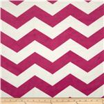 0283867 Minky Cuddle Chevron Hot Pink