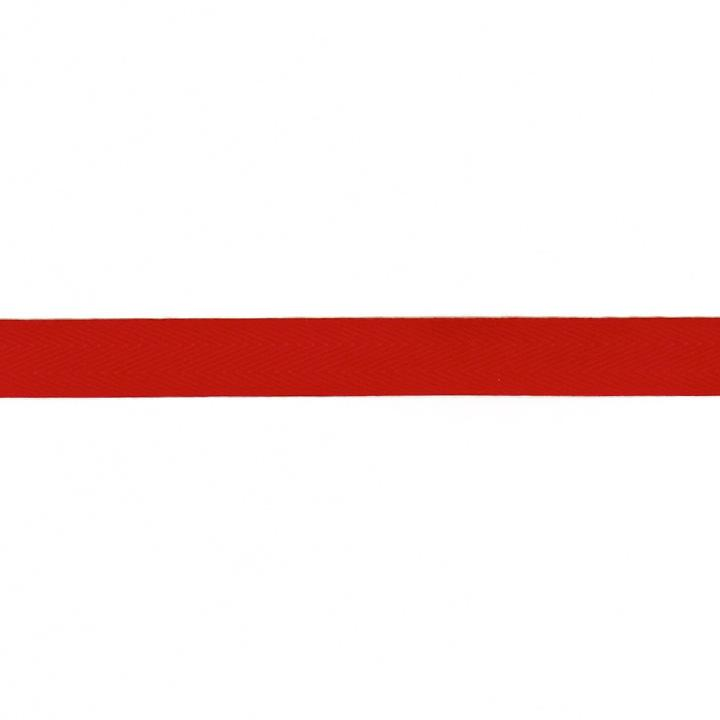 5/8&quot; Twill Tape Ribbon Red