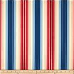 Waverly Trent Stripe Twill Jewel