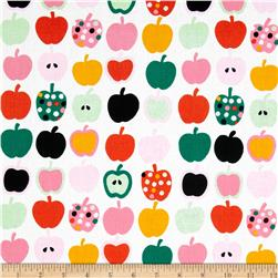 Mecca for Moderns Pippin Apples Natural/Pink
