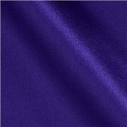 Charmeuse Satin Grape
