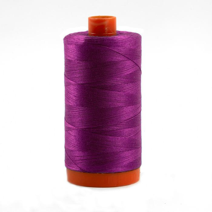 Aurifil Quilting Thread 50wt Magenta