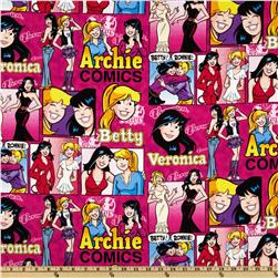 Archie Comics Best Friends Multi