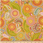 0270500 Happi Paisley Pink