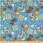 Nursery Rhymes Cows Blue
