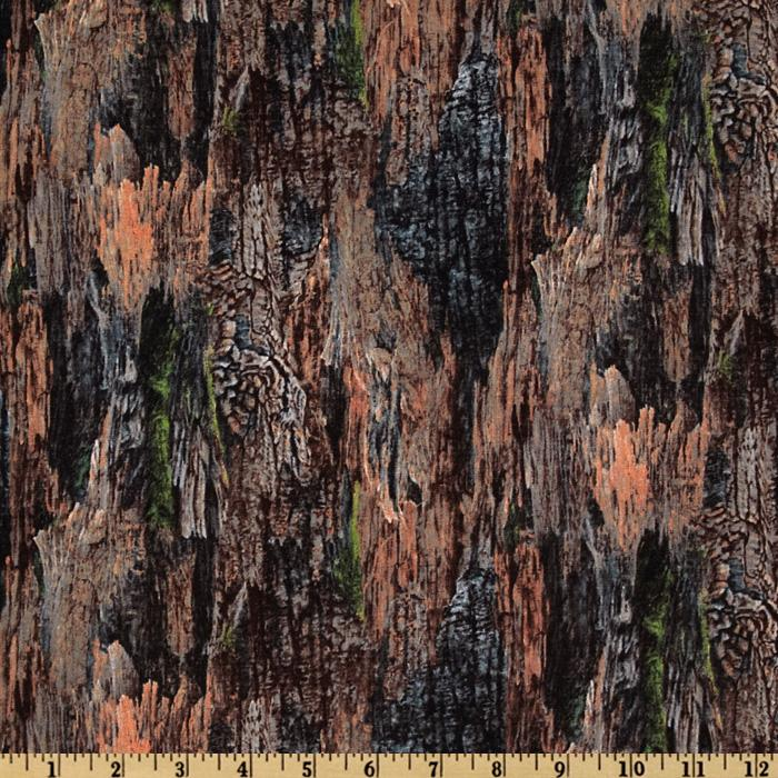 Blackfoot Canyon Bark Texture Brown