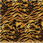 FI-832 Animal Print Tiger Gold/Black