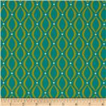 Summer House Geo Teal