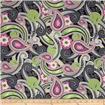 224733 Silk Road Paisley Slate