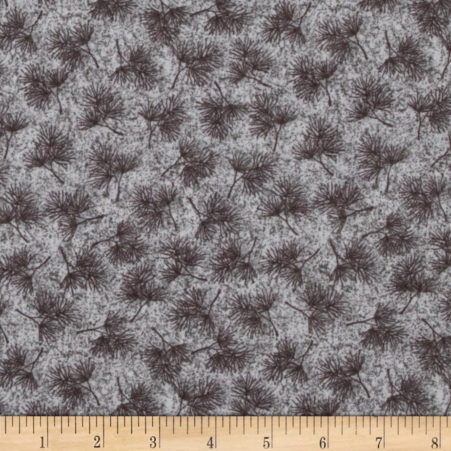 North by Northwest Mini Pine Grey