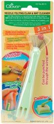 Clover Felting Needle Claw And Mat Cleaner
