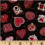 0265710 Kanvas Kiss and Tell Candy Chocolate