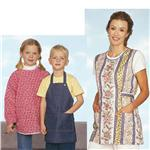 Kwik Sew Ladies' & Children's Aprons Pattern