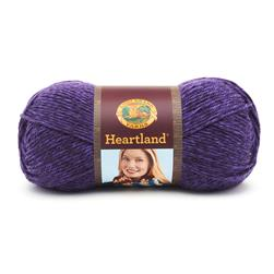 Lion Brand Heartland Yarn Hot Springs