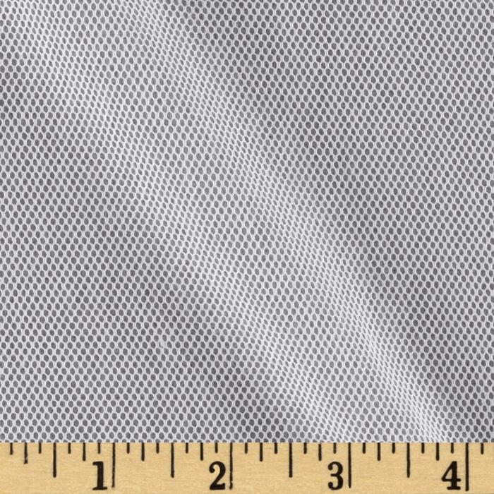 Designer Cotton Netting White