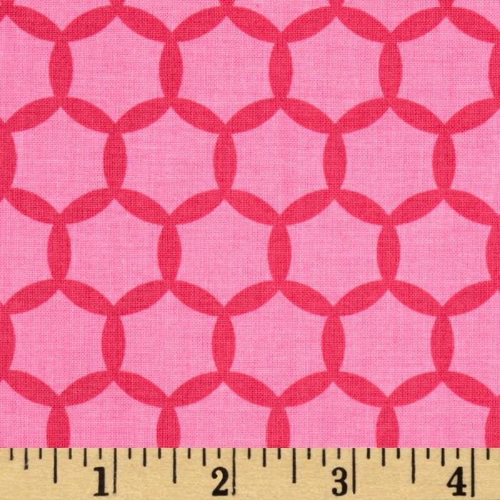 Moda Good Morning! Honeycomb Pink
