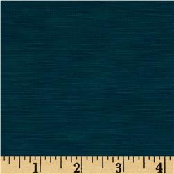 Stretch Slub Hatchi Teal