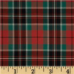 Diversitex Fleming Plaid Pimento