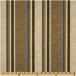 UP-007 Maco Indoor/Outdoor Cabot Stripe Tobacco