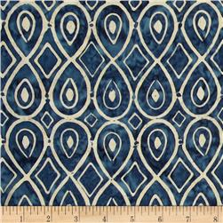 Tonga Batik Calypso Tear Drop Waterloo