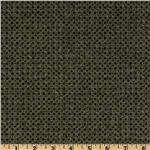 Wool Blend Coating Tile Grey/Multi