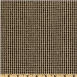 0275542 Wool Blend Coating Angles Black/Beige