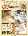 LAR-012 Leisure Arts &#39;&#39;Something for Every Season&#39;&#39; Cross Stitch Book