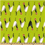 UG-910 Premier Prints Crowing Chartreuse/Candy Pink