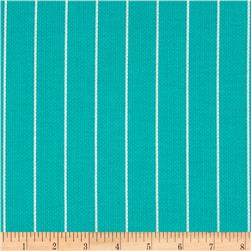Michael Miller Textured Basics Shoreline Stripe Teal