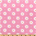 Soliel Laminated Cotton Rose
