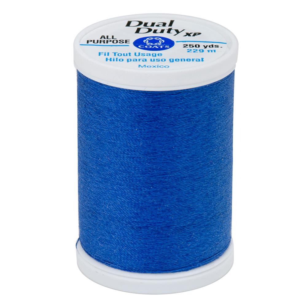 Coats & Clark Dual Duty XP 250yd Monaco Blue