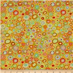 ER-905 Kaffe Fassett Paperweight Yellow