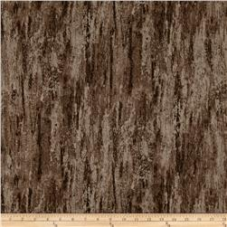 Timeless Treasures Wood Texture Brown