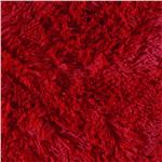 DB-413 Minky Cuddle Shaggy Cuddle Red