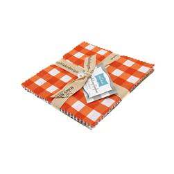 "Riley Blake Basics Large Gingham 5"" Stackers"