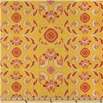 Riley Blake Avignon Paisley Yellow