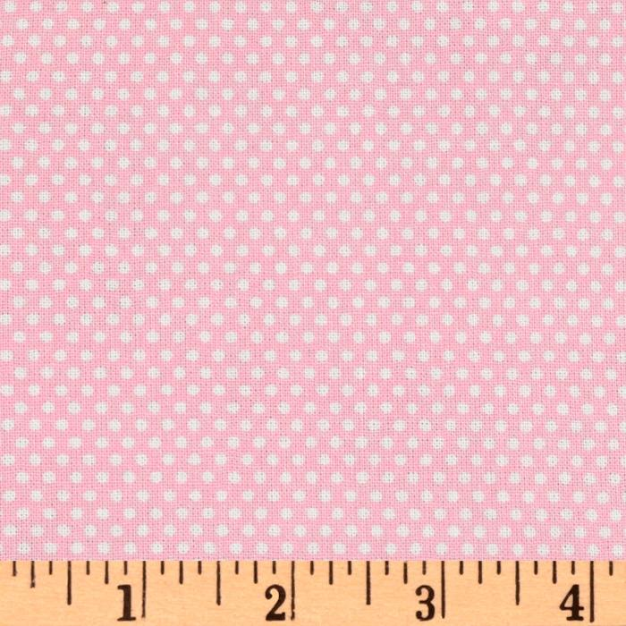 Pin Dots Light Pink