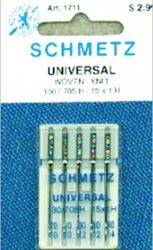 Schmetz Universal Point Machine Needle Assortment