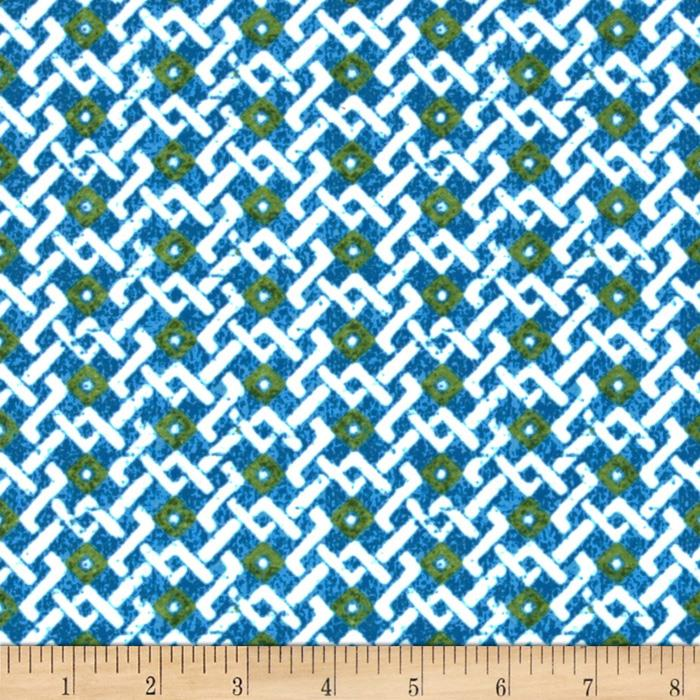 Tempo Indoor/Outdoor Maze Blue/Green