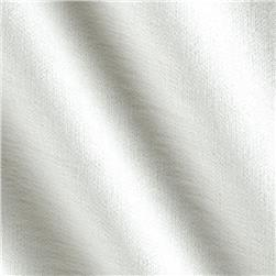 Santa Barbara Rayon Blend Shirting Ivory