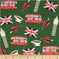 Dear Stella London Calling London Motifs Hunter