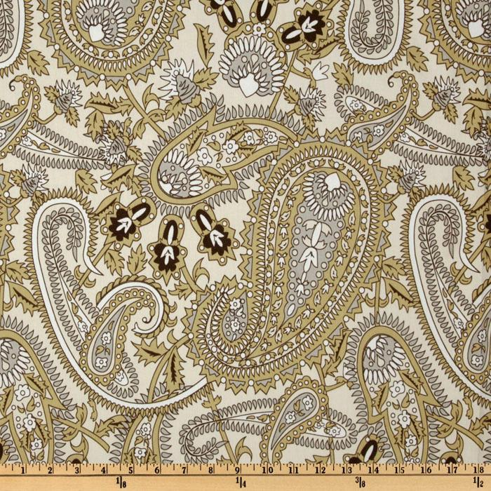 Premier Prints Henna Twill River Rock