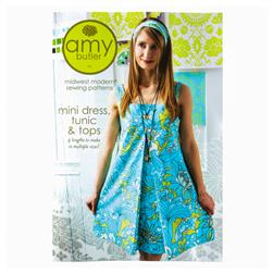 Amy Butler Mini Dress, Tunic & Top Pattern
