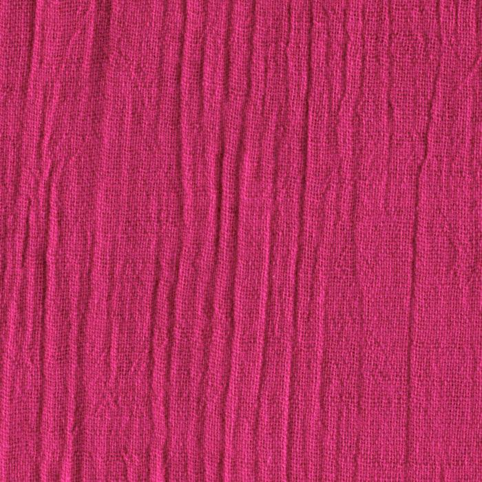 Island Breeze Gauze Fuchsia