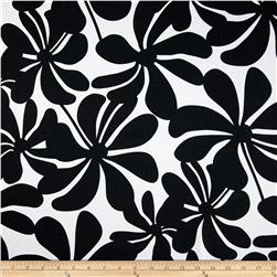 Premier Prints Twirly Black/White