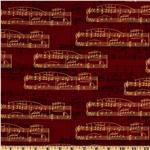 FG-590 All That Jazz Sheet Music Crimson