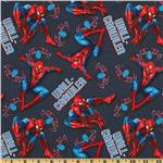Spiderman Wall Crawler Blue